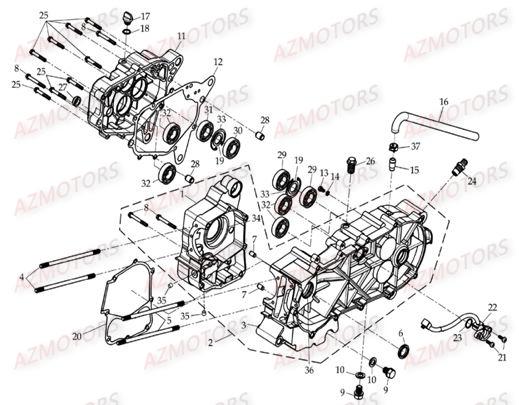 eton atv 90cc four wheeler